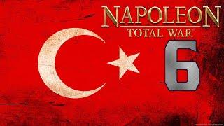 Napoleon Total War - Imperium Osmańskie #6 (Gameplay PL Zagrajmy)
