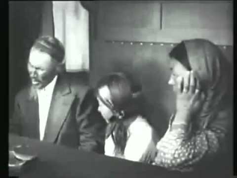 Vyacheslav Molotov Announces the German Attack June 1941