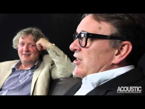 Glenn Tilbrook and Chris Difford of Squeeze interview