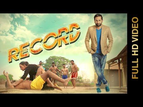 RECORD (Full Video) || JASS SANDHU || Latest Punjabi Songs 2016 || AMAR AUDIO