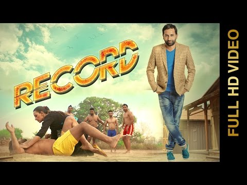RECORD (Full Video) || JASS SANDHU || Latest Punjabi Songs 2016 || AMAR AUDIO