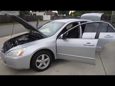 SOLD 2004 Honda Accord LX Meticulous Motors Inc Florida For Sale