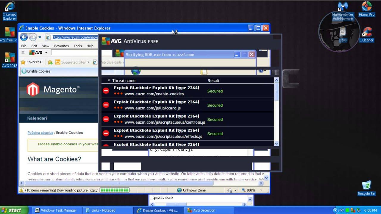 avg anti virus software anti malware software