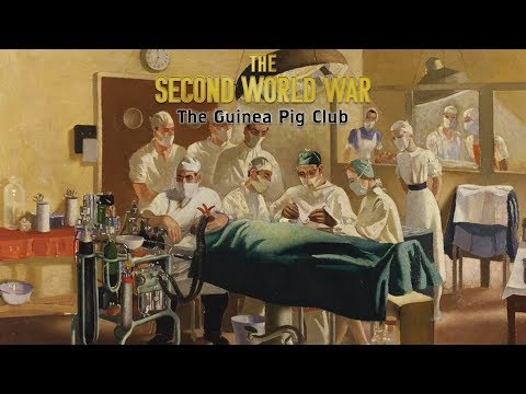 The Second World War: The Guinea Pig Club