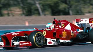 F1 Customers / XX Programs - Over thirty cars on the Paul Richard track