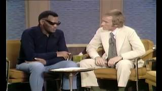 Ray Charles Speaking About His Blindness