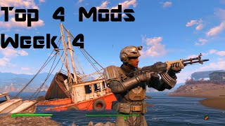 Fallout 4: Top 4 More Console Mods; Resurrect NPCs + Settlement Overhual and More
