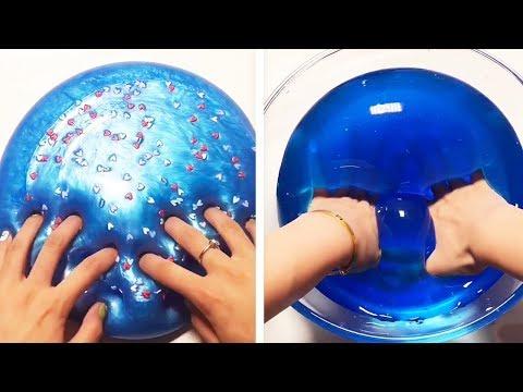 Video ASMR Slime Paling Memuaskan   Slime Aneh Memuaskan Santai 2019   224