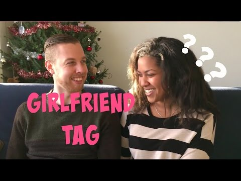 Girlfriend Tag W/ A Twist ||Dutch/American Couple in the Netherlands