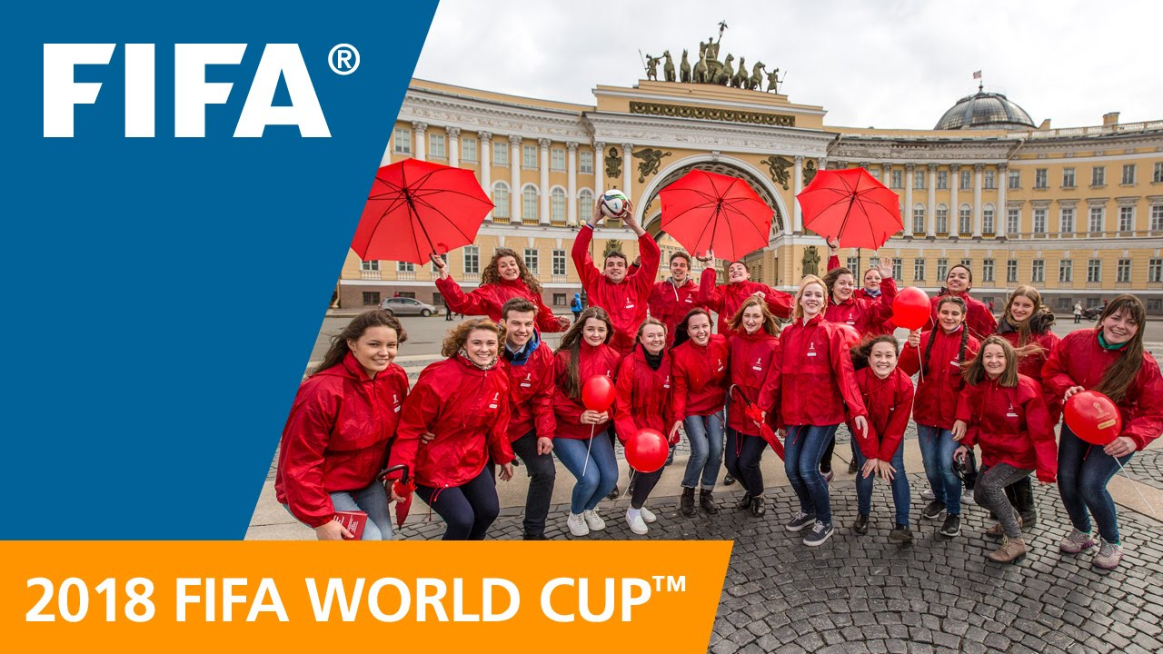Volunteers of the World Cup 2018 44