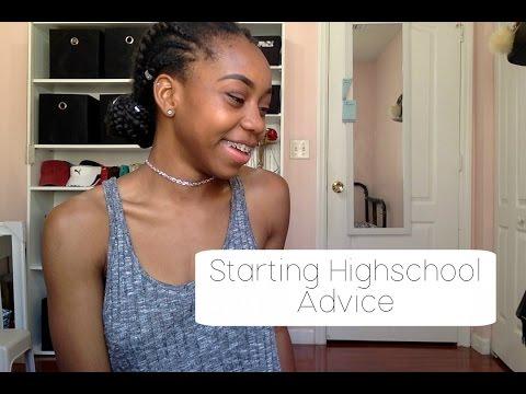 Freshman Year/ Starting Highschool Advice | Brittney Brown