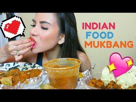 INDIAN FOOD MUKBANG | Eating Show | Indian Food Taste Test 😋