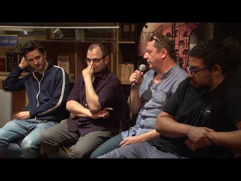 Egy videó az Ördögkatlan sajtótájékoztatóról