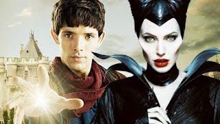 Merlin X Maleficent Can You Take The Pain Live Action Crossover