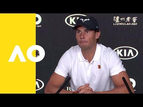 Rafael Nadal Press Conference | Australian Open 2019 Final