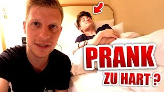 PRANKS GEHEN ZU WEIT !? | MiniTour Tag 4 | Stephan