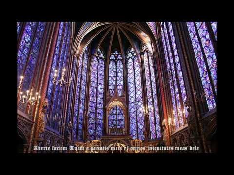 Miserere Mei, Deus (+ Lyrics / OXFORD, Choir of New College)