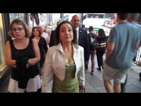 Dr. Luz Miranda on Final Performance of Lin Manuel Miranda