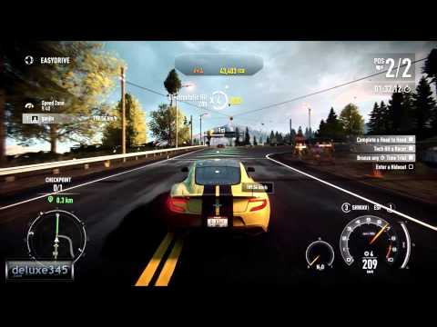 Need for Speed Rivals Gameplay (PC HD)
