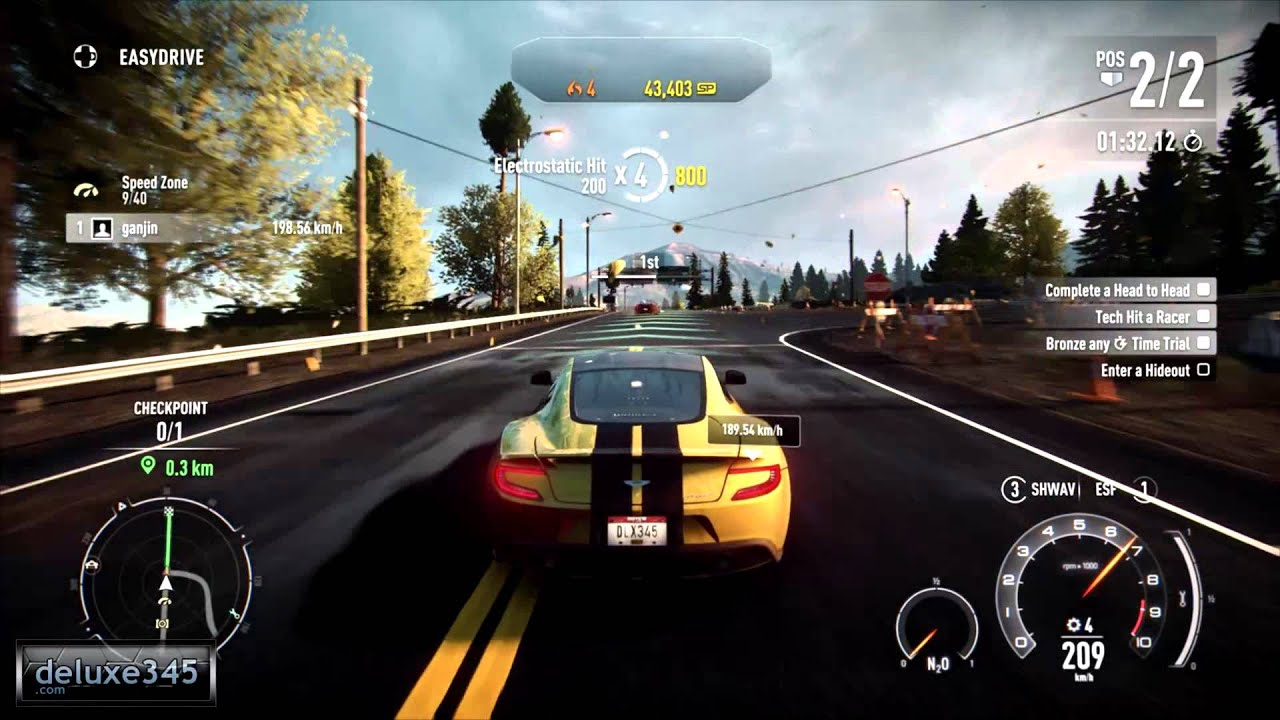 need for speed rivals gameplay pc hd youtube. Black Bedroom Furniture Sets. Home Design Ideas