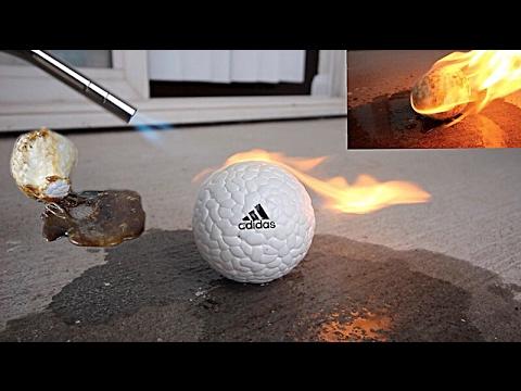 Adidas Boost Bouncing Ball
