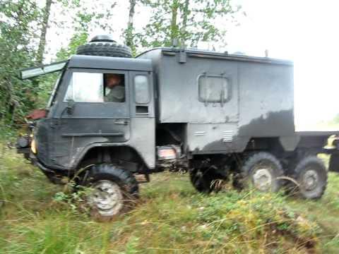 Unimog For Sale >> Volvo c303 6x6 - YouTube