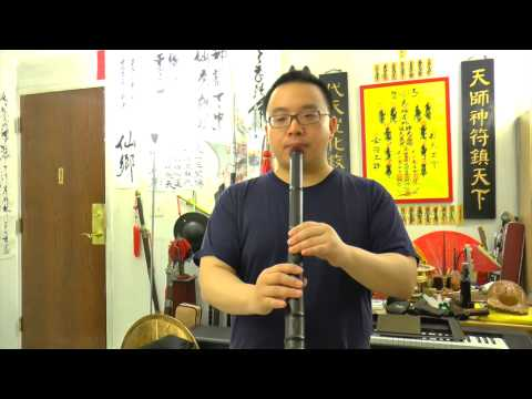 Comparision of Shakuhatchi and Xiao, Japanese Flute vs Chinese Flute