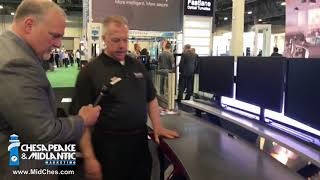 Security Control Room Furniture Update from ISC West 2018
