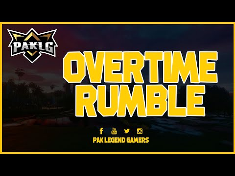 GTA Online | PAKLG | Adversary | Job | OVERTIME RUMBLE | Urdu | Fun | Chat