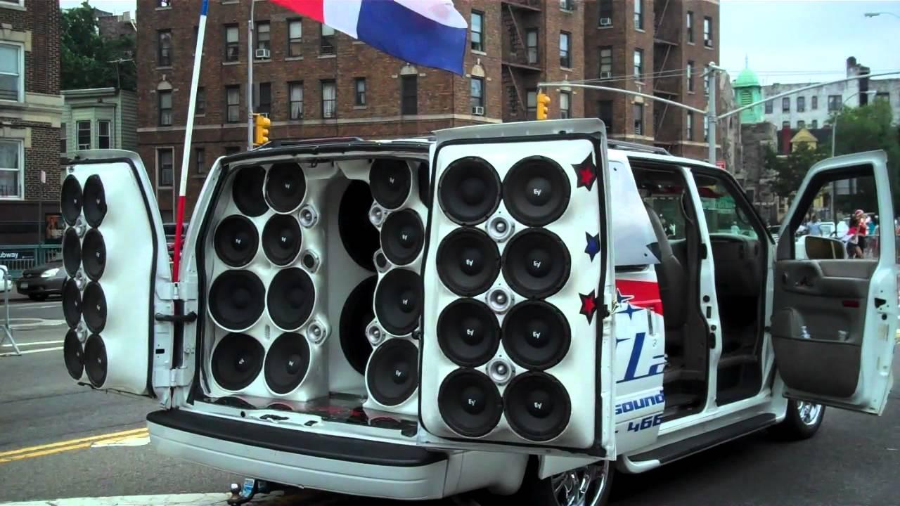 Galaxy Auto Sound In Dr Parade Bx Ny Part 2 Youtube