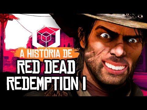 A HISTÓRIA DE RED DEAD REDEMPTION I - Resumo do jogo thumbnail