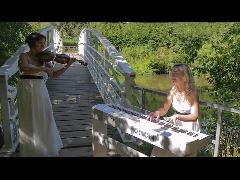 An der schönen blauen Donau (Wiener Walzer) Johann Strauss - Duo Bella Musik