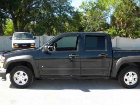 2008 chevrolet colorado crew cab lt tow power package. Black Bedroom Furniture Sets. Home Design Ideas