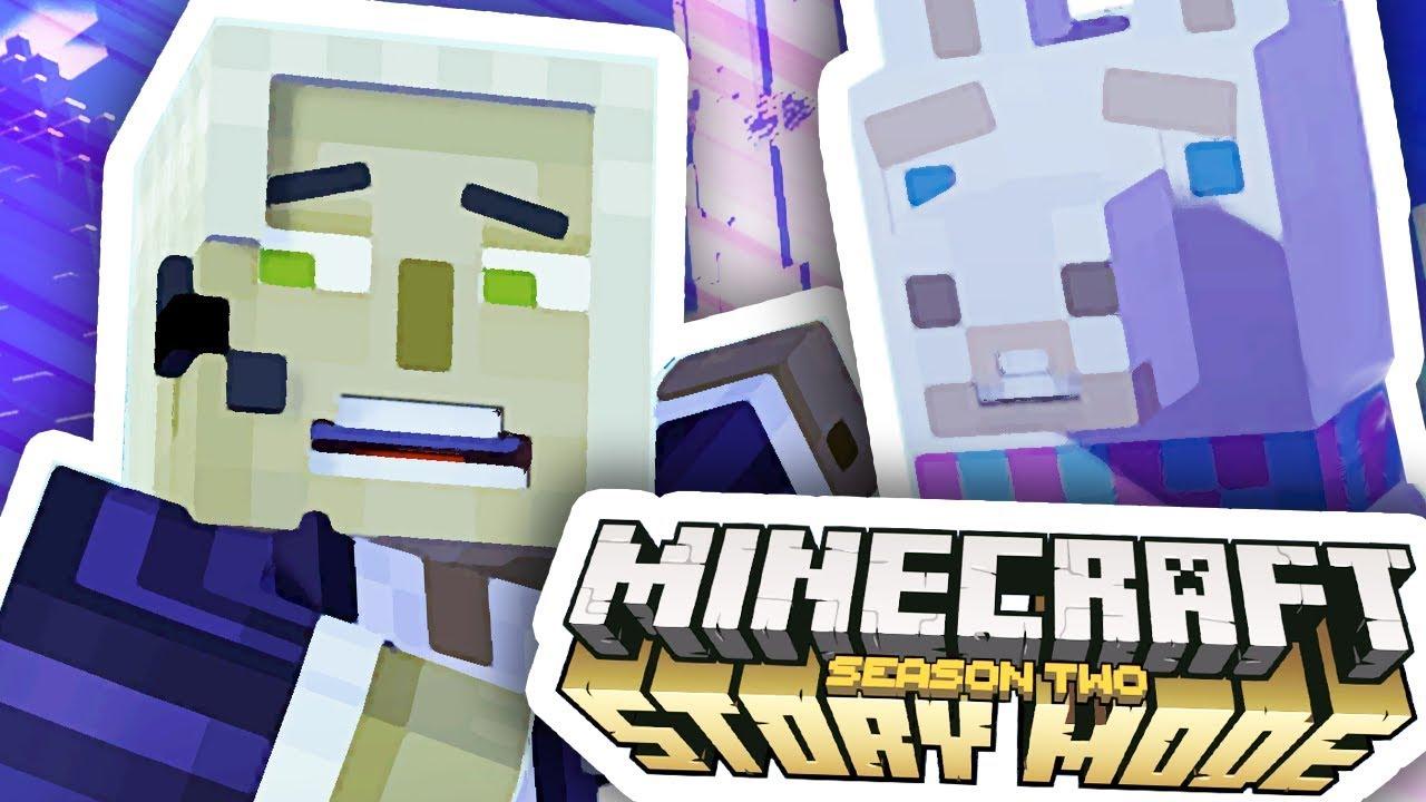 Minecraft Story Mode Season 2 Episode 2 Youtube