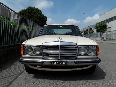 w123 Mercedes-Benz E200 1979