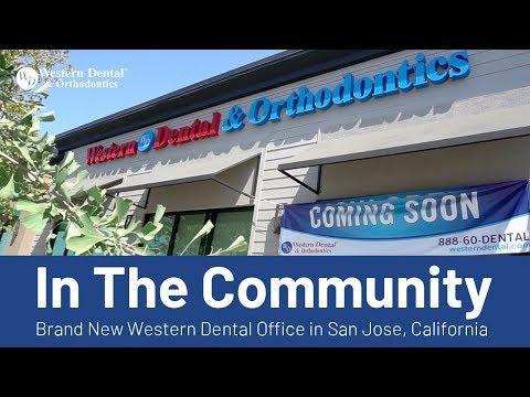 NOW OPEN: Brand New Western Dental Office in San Jose, California