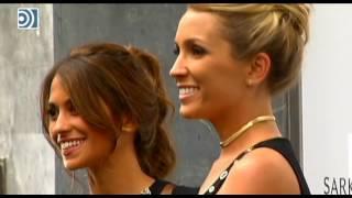 Antonella Rocuzzo y Sofía Balbi deslumbran en el estreno de su tienda de zapatos en Barcelona