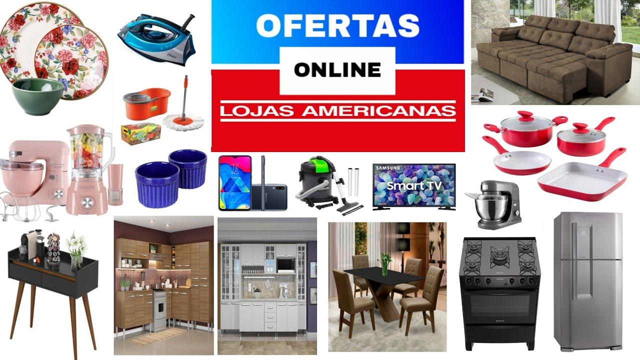 LOJAS AMERICANAS - ACHADOS EM OFERTAS E VÁRIOS DESCONTOS