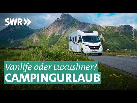 Urlaub auf Rädern fertig - Von Wohnwagen-Veteranen und Luxuslinern