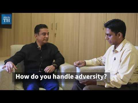 """I am not holier than them, I am better than them"" | Kamal Haasan interview"