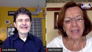 Casa Lateral, Elsa Fornero: