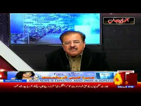 Janobi Punjab | 22 February 2019 | Channel Five
