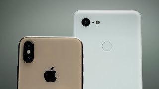 iPhone XS vs Pixel 3 Review // Don't Buy the iPhone?