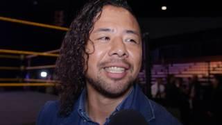 Shinsuke Nakamura Interview: On a Mania entrance, Brock Lesnar & Barrett's impersonation