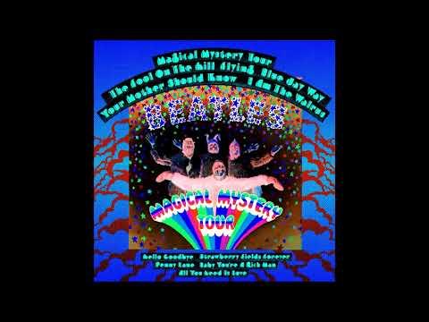The Beatles - Blue Jay Way (800% Slower)