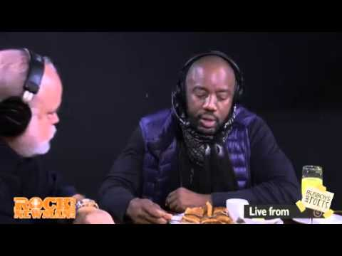 Malik Yoba on The Rock Newman