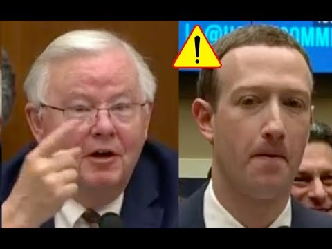 Mark Zuckerberg Gives Congressman Pathetic Response To Why Diamond and Silk Were Shut Down!
