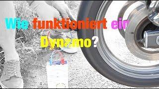 Dynamo vs. MOTORRAD: Wie funktioniert ein Dynamo? - KphA