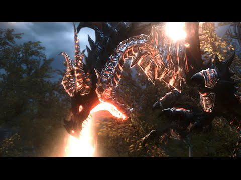 DEATHWING ALDUIN - Skyrim Mods - Week 169: Skyrim Mods Playlist ►https://www.youtube.com/playlist?list=PL8A57A7E731147825  Like and favorite! Twitter: http://www.twitter.com/mmoxreview Facebook: http://www.facebook.com/mxreview Patreon: http://www.patreon.com/mmoxreview  Deathwing Inspired Alduin (Reloaded) by johnskyrim http://www.nexusmods.com/skyrim/mods/63702/?tab=1&navtag=http%3A%2F%2Fwww.nexusmods.com%2Fskyrim%2Fajax%2Fmoddescription%2F%3Fid%3D63702%26preview%3D&pUp=1 Norae (Hag) Raven -Standalone Follower by 27dividedbythe9s http://www.nexusmods.com/skyrim/mods/63581/?tab=1&navtag=http%3A%2F%2Fwww.nexusmods.com%2Fskyrim%2Fajax%2Fmoddescription%2F%3Fid%3D63581%26preview%3D&pUp=1 Halamshiral - Mage Tower by Elianora http://www.nexusmods.com/skyrim/mods/63552/? Test HDT Earrings by bbdlqek1 http://www.nexusmods.com/skyrim/mods/63920/? DwarvenRideChaserRideArmor by m http://www.nexusmods.com/skyrim/mods/63922/?tab=1&navtag=http%3A%2F%2Fwww.nexusmods.com%2Fskyrim%2Fajax%2Fmoddescription%2F%3Fid%3D63922%26preview%3D&pUp=1  MaidenRaven by huelparas http://www.nexusmods.com/skyrim/mods/57640/?