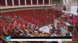 الجمعية الوطنية الفرنسية توافق على تمديد حالة الطوارئ للمرة الثالثة